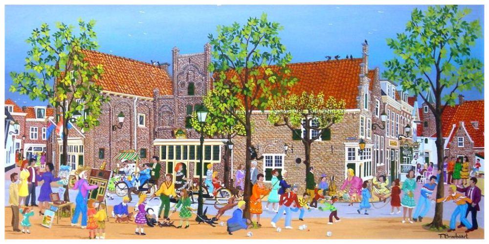 Jeu de boules versus St. Wereldland Nederland