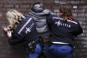 Politie interne racisme