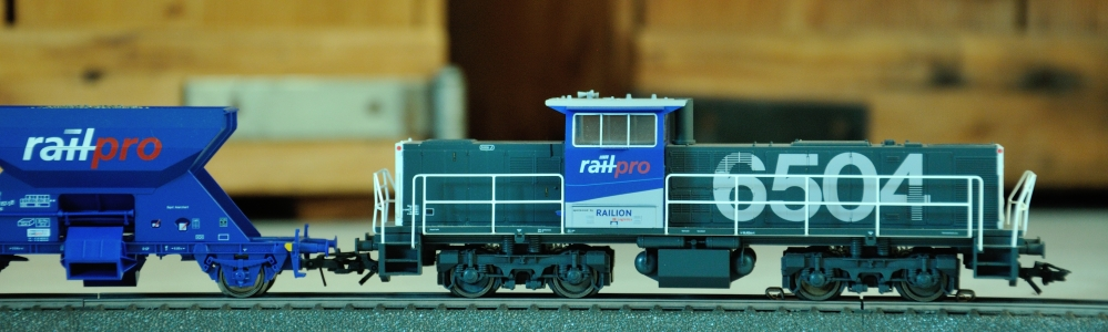 Railpro serie 6504